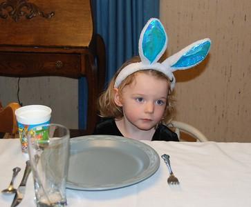 Sophia bunny!