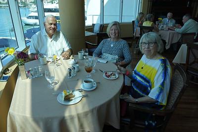 Easter Buffet at Marina Jacks
