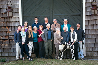 Easter at Cold Comfort Farm 2014
