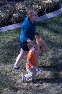Easter & Jared B-day 2013