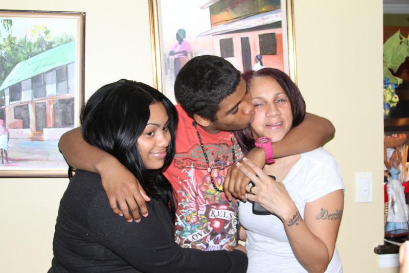 Jessica, Javan and Giggy