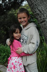 Emma and David