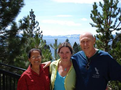 Easter in Tahoe 2007