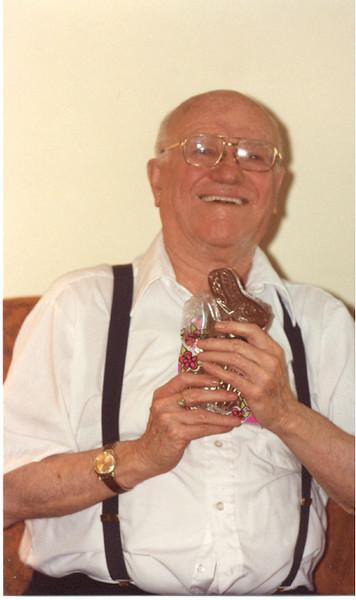 1981 - Rowe Williams (Bob's dad)