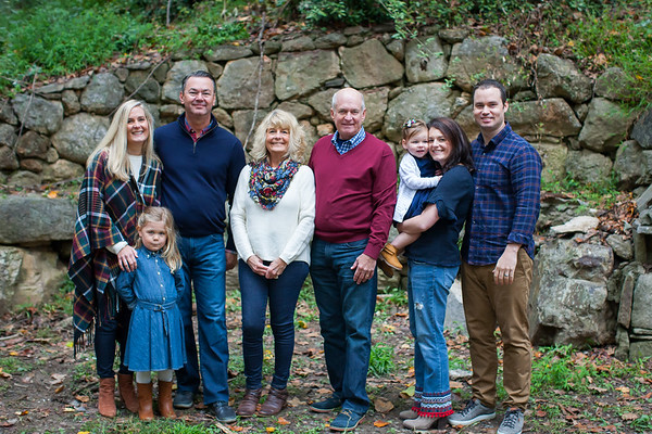 Eberle/Glover Family Fall 2017