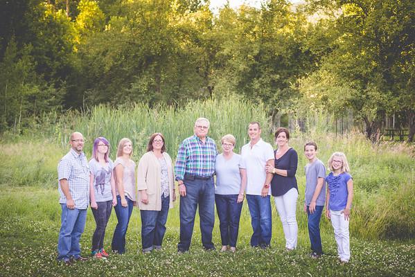 Eckstrom Family // July 2013