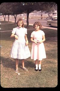 Sylvia and Linda