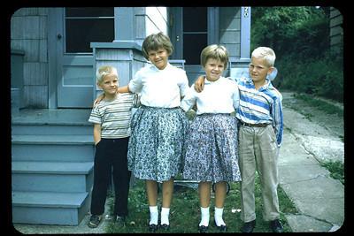 Rennie, Linda, Kathy, and Wayne