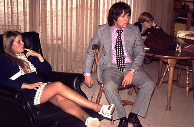 Kathy, Mike and John