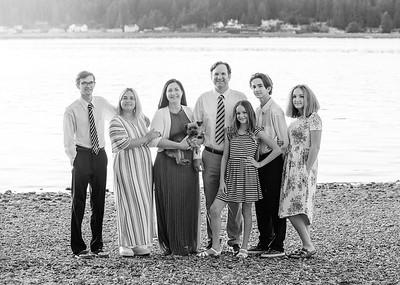 Eddy Family 2021 001BW