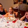 Ed's three grandaughters: Anna, Linnea and Britta