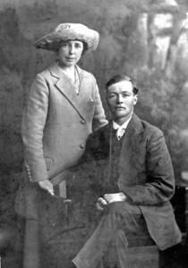 John + Catherine Maria Edwards