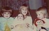Ivan, Anna Lisa & Lydia with baby Amelia