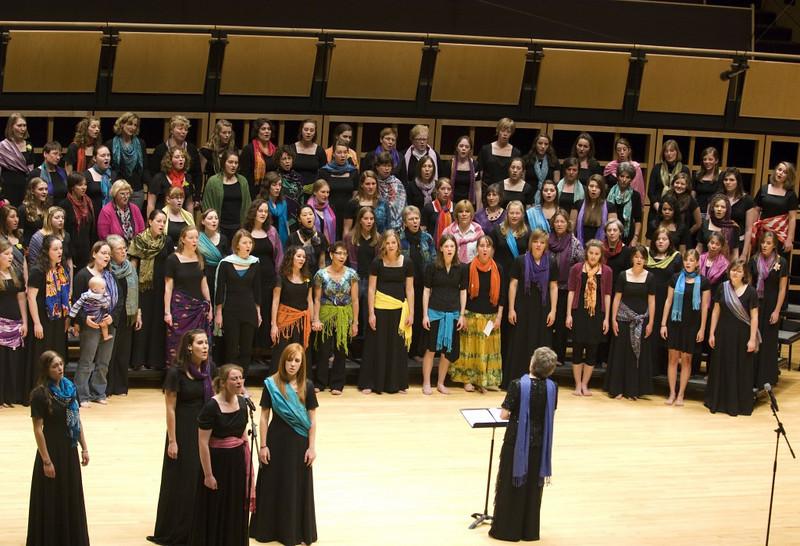 Lydia's Women's World Chorus