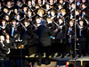 Seth in choir, QCHS