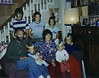 1982 -Family with newborn Chara