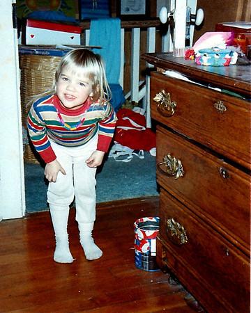 1987 - Chara, 5 yrs. old