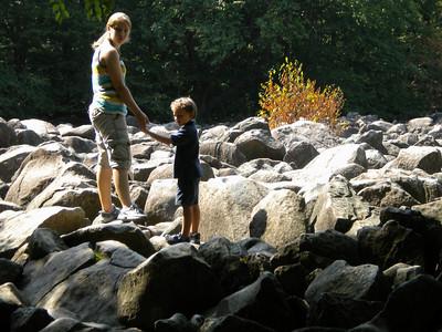 Ringing Rocks - Lydia & Xavier