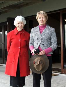 060514 121722 Eileen & Jan at PMMs 80 birthday at Boom Rock NET