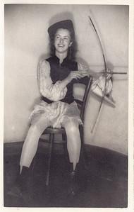 1950 Pat as Robin Hood NET