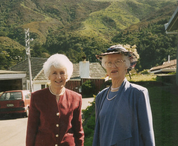 1993 Eileen and Pat Mathews at Karyn and Andrews wedding NET