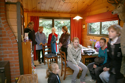 060514 1053 Eric, Eileen & Jan atPMM's 80th B'day NET