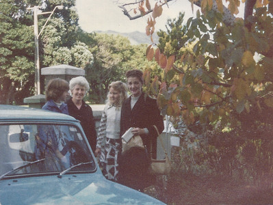1972 Jan and Eileen Satherly with Sarah and Julie Anderson NET