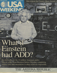 einstein-usaweekend7imagine my surprise when we opened the sunday paper