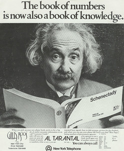 einstein-bell6einstein searching for scientific devices in the phone book