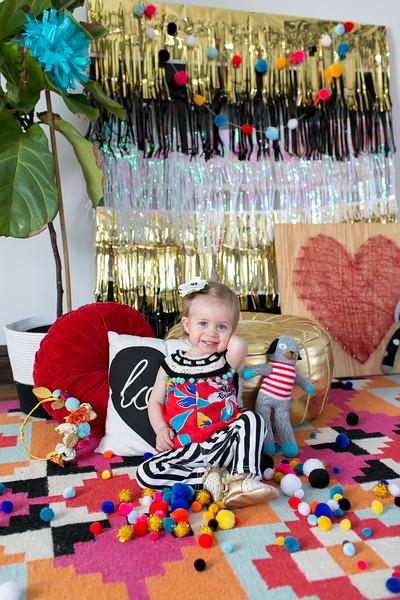 Eleanor Pearl, 1st Birthday | 2014