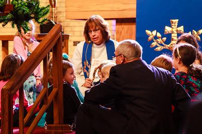 Eleanor baptism