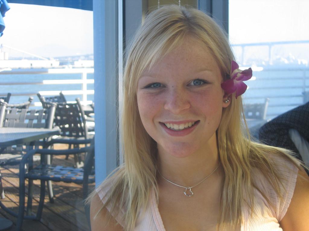 """ECP""""s 85th Sarah Flower B"""