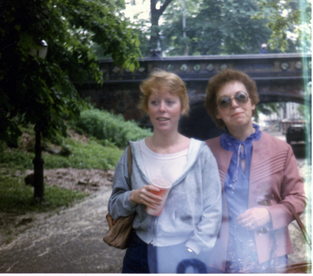 LisaEleanorCentralPark1985