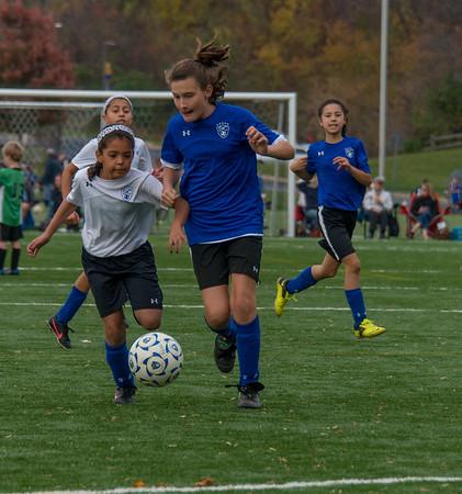 Elena Fall Soccer 2015