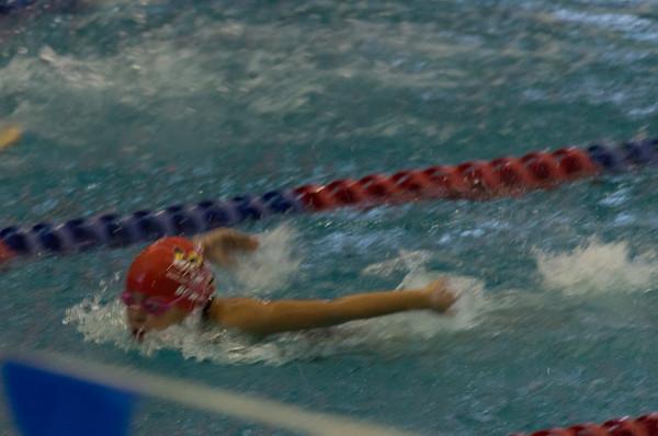 Elena Indoor Swim Meet Jan 2016