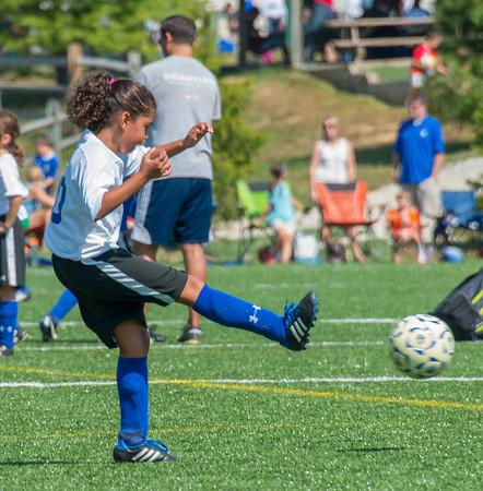 Elena Soccer Team Fall 2014