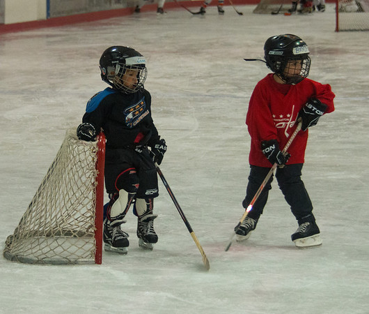 James Ice Hockey