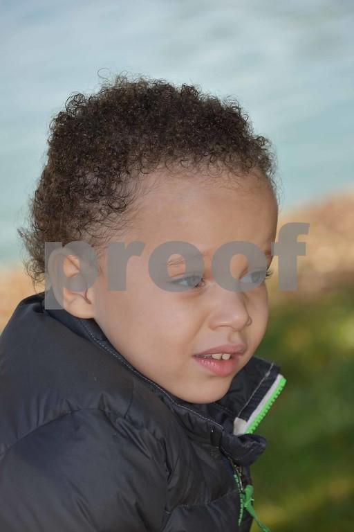 Elijah L's 3 Year pics.