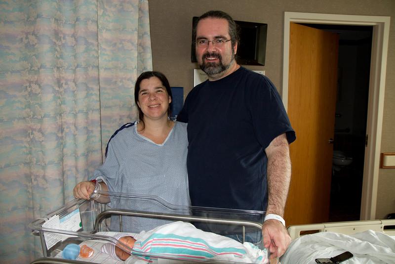 Eli, Bobbie and Dave