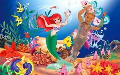 Elise With Ariel