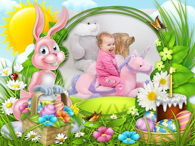 Elise Easter13