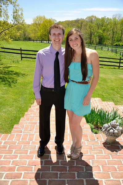 Pics w Sean before Cousin's Wedding