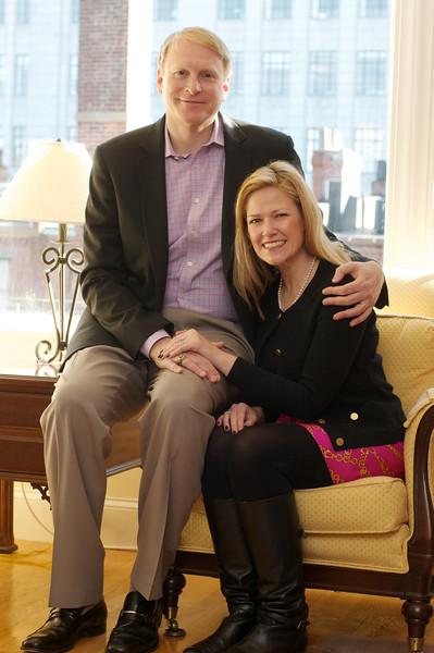 Elizabeth and Kevin