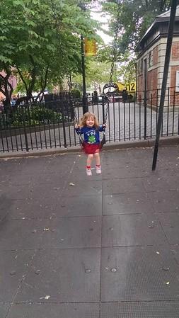 Elizabeth is two