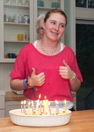 Elizabeth's 15th Birthday_July 23, 2011