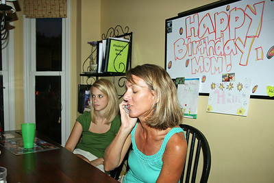 Elizabeth's Birthday 2008