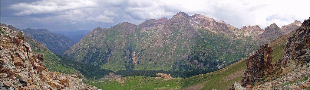 Elk Park to Needleton Backpack Trip 2006