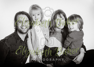 Ellen and family