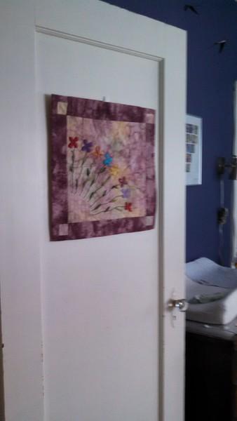 quilt from Grandma B