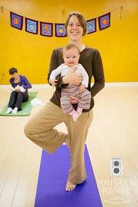 Baby & Me Yoga, tree pose photo by Kristen Renee photography: http://kristenreneephotography.shootproof.com/event/1043200/view#a_690297-mason